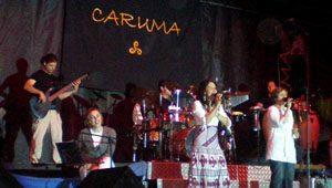 Caruma - Aire